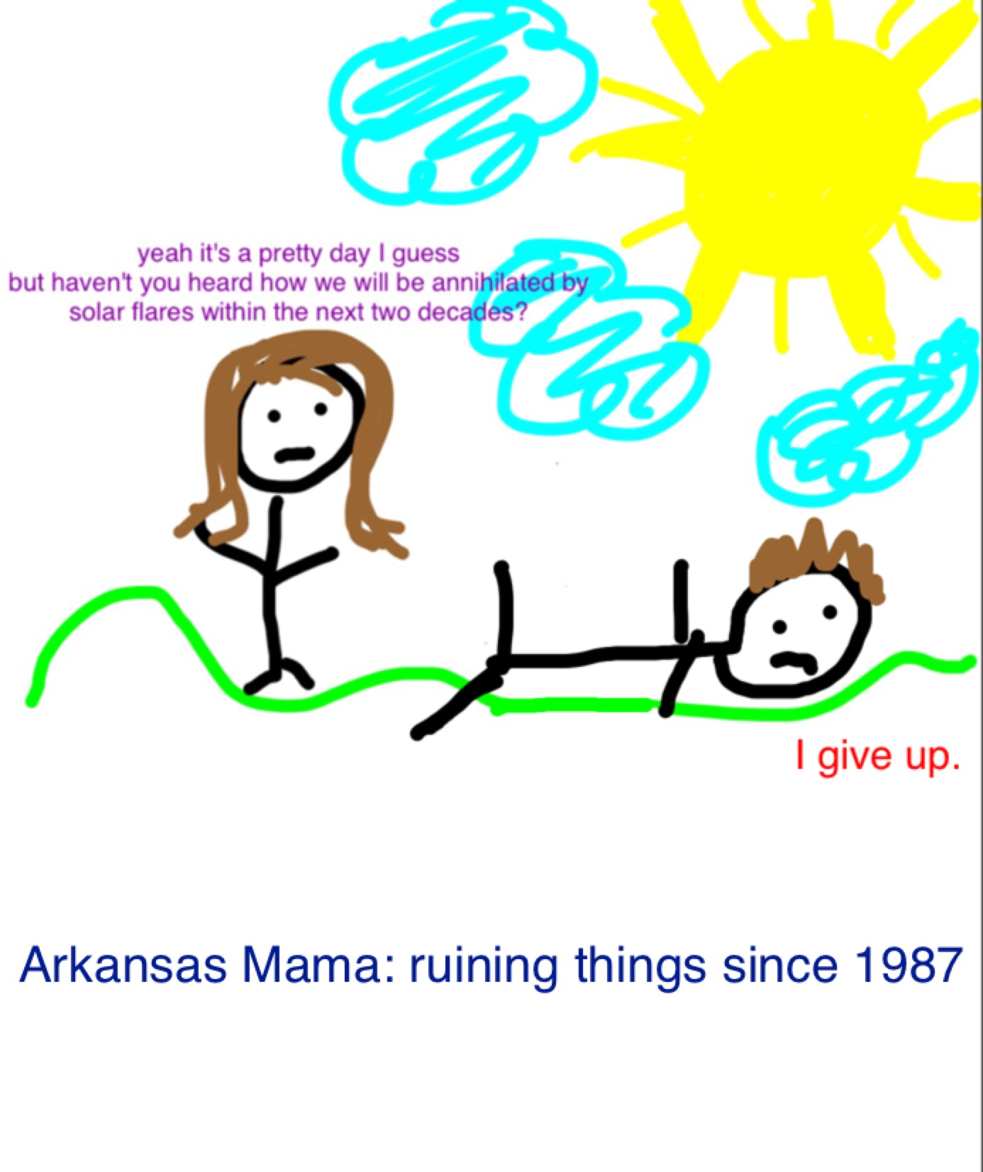Arkansas Mama Blog